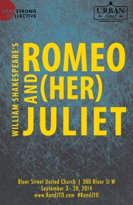 Romeo and (her) Juliet
