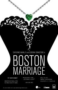 Boston Marriage by David Mamet